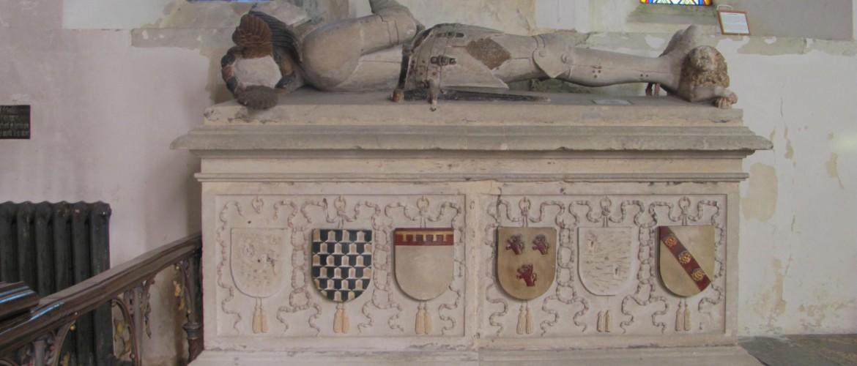 Seymour Family Tomb at Bedwyn Church