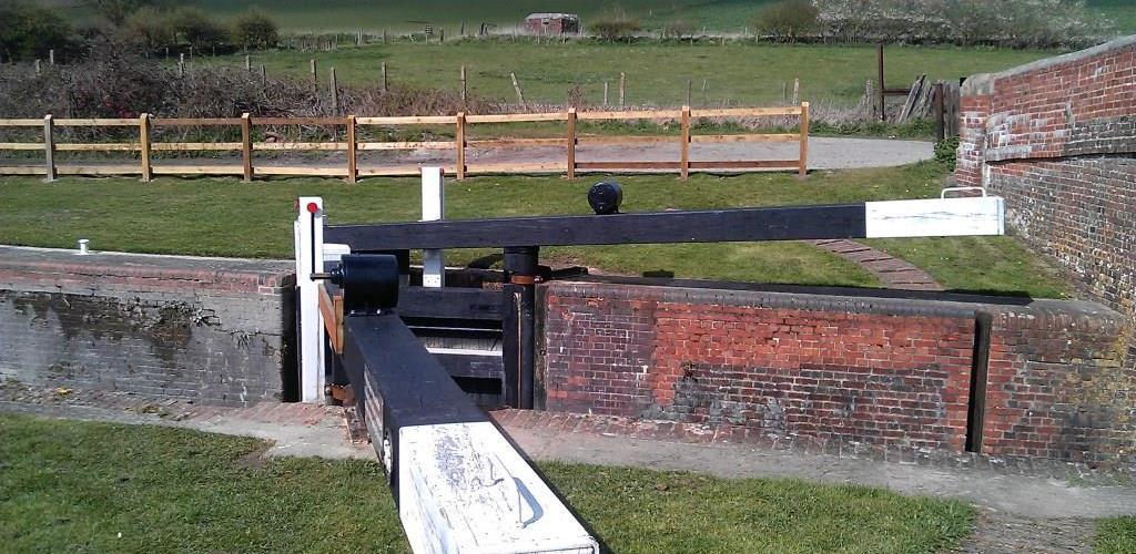 K&A Canal Lock