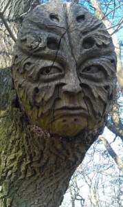 Wootton Rivers Greenman